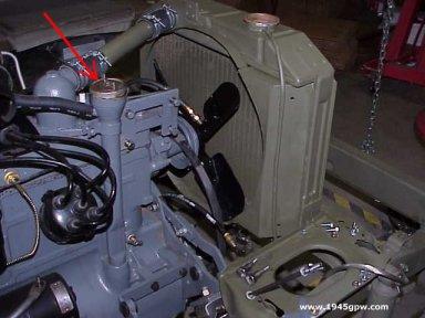 1942 willys jeep starter wiring