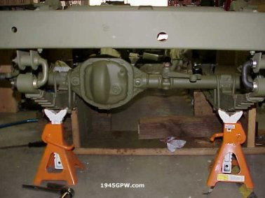 g503 wwii jeep drive shaft propeller shaft install applies 1944 ford gpw wiring diagram 1944 ford 2n wiring diagram #4