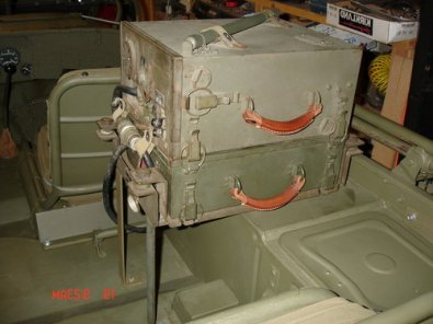 mb gpw how to install the scr 610 radio in a wwii jeep. Black Bedroom Furniture Sets. Home Design Ideas