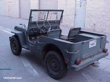 G503 Wwii Jeep Tub Removal Or Replacement Steps